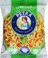 Вермишель быстрого приготовления со вкусом курицы Petra м/у 50г
