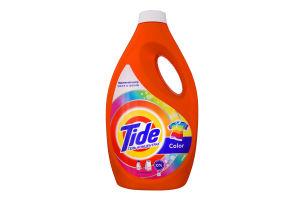 Гель-концентрат для прання Tide Color 1.705л