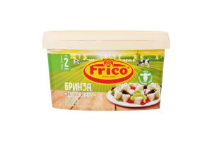 Сыр 54% рассольный Брынза К салату Frico п/у 540г