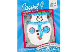 Carvel Ice Cream Cake Seasonal