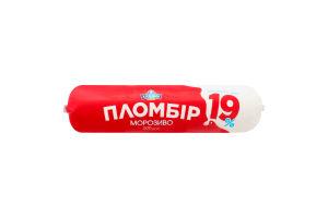 Мороженое 19% Плобир 19 Хладик м/у 500г