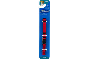 Companion Adjustable Dog Collar from 8-12'' Small