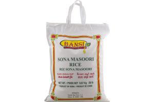 Bansi Sona Masoori Rice