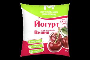 Йогурт Азов продукт Вишня 1,5% ст