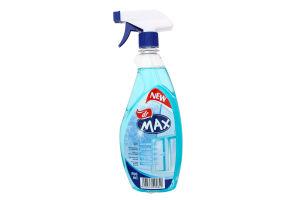 Рідина д/миття вікон (блакитна) Dr Max 500мл