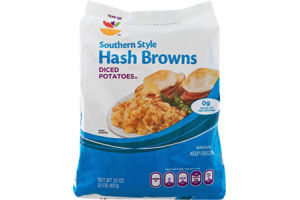 Ahold Hash Browns Southern Style