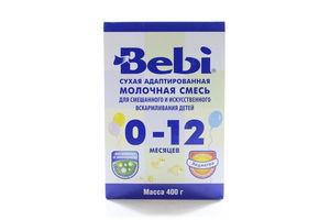Замінник груд.мол.Bebi 0-12 місяців 400г