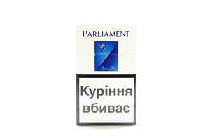 Сигареты Parliament Aqua Blue 20шт