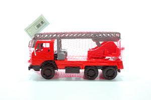 Іграшка Машина пожежна 290