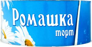 Торт Солодка колекція Ромашка