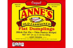 Anne's Old Fashioned Flat Dumplings Original