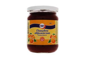 Повидло абрикосовое Повна Чаша с/б 600г