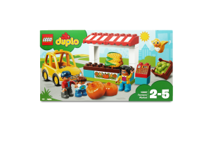 LEGO® DUPLO® Town Фермерский рынок 10867