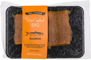 Sea Cuisine Salmon Stout Spiked BBQ
