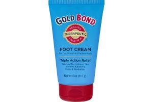 Gold Bond Therapeutic Foot Cream
