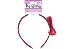 Headlines Sequin Headband