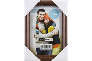 Home Profiles 4x6 Picture Frame Brown