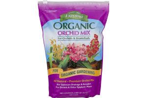 Espoma Organic Premium Orchid Mix