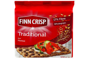 Хлебцы Finn Crisp Traditional хрустящие 200г