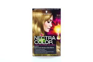 Крем-краска для волос Nectra Color Натуральный блонд №900 Schwarzkopf