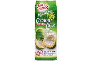 Sun Tropics Coconut with Pulp Juice
