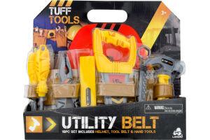 Tuff Tools Utility Belt - 10 PC