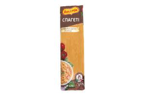 Изделия макаронные Спагетти Роллтон м/у 400г