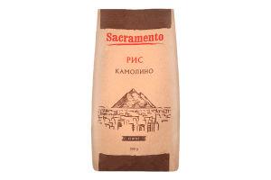 Рис Камолино Sacramento м/у 500г