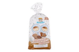 Мороженое 12% пломбир двухслойное с шоколадным вкусом и ароматом ванили Геркулес м/у 1кг