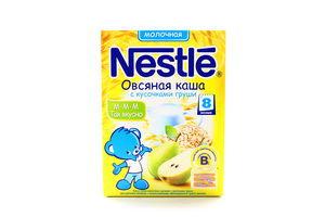 Каша молочная овсяная с грушей Шагайка Nestle к/у 250г