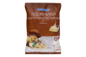Вареники с картофелем и грибами Геркулес м/у 900г