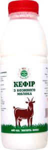 Кефир Золота Коза из козьего молока 3,8% пл