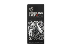 Виски 0.7л 40% 12 year old Highland park к/у