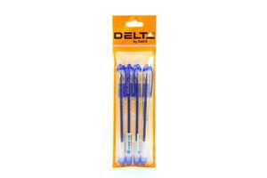Ручка Delta гелева 4шт 14267