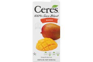 Ceres 100% Juice Mango