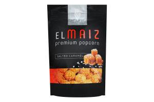 Попкорн у карамелы з морською сіллю El Maiz м/у 70г