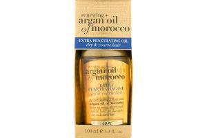 OGX Renewing Extra Penetrating Oil Argan Oil Of Morocco