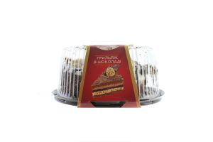 Торт Сладков Грильяж в шоколаді 0,550кг