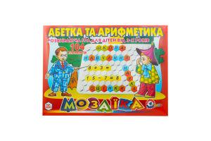Мозаїка Абетка+Арифметика /2223