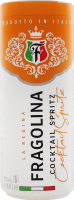 Напій винний 0.33л 7% напівігристий Cocktail Spritz La Regina Fragolina з/б