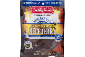 Bridgford Beef Jerky Sweet Baby Ray's Honey Barbecue