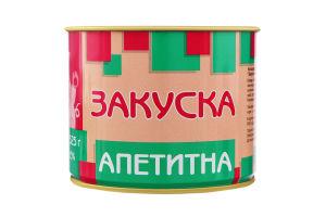Консерва м'ясна Закуска апетитна П'ятачок з/б 525г