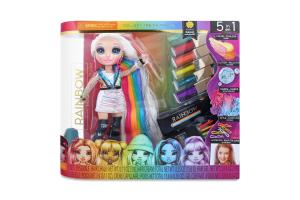 Кукла Rainbow High Стильная прическа аксессуары