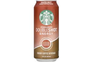 Starbucks Doubleshot Energy Hazelnut