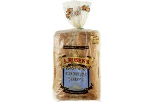 S. Rosen's Bread Country White