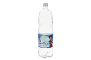 Вода мінеральна лікувальна сильногазована Царичанська п/пл 2л