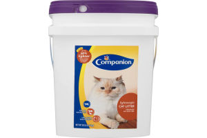 Companion Lightweight Cat Litter Unscented