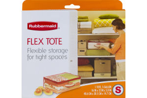 Rubbermaid Flex Tote S
