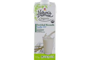 Nature's Promise Organic Enriched Ricemilk Vanilla