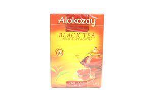 Чай Алокозай чорн FBOP 250г